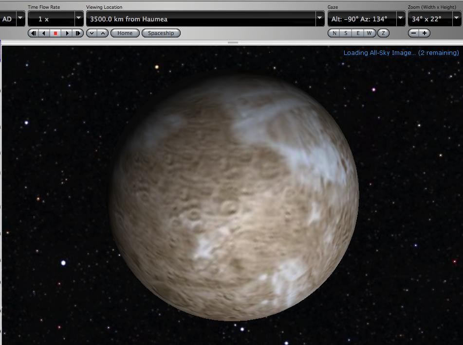 Dwarf Moons Planet Two