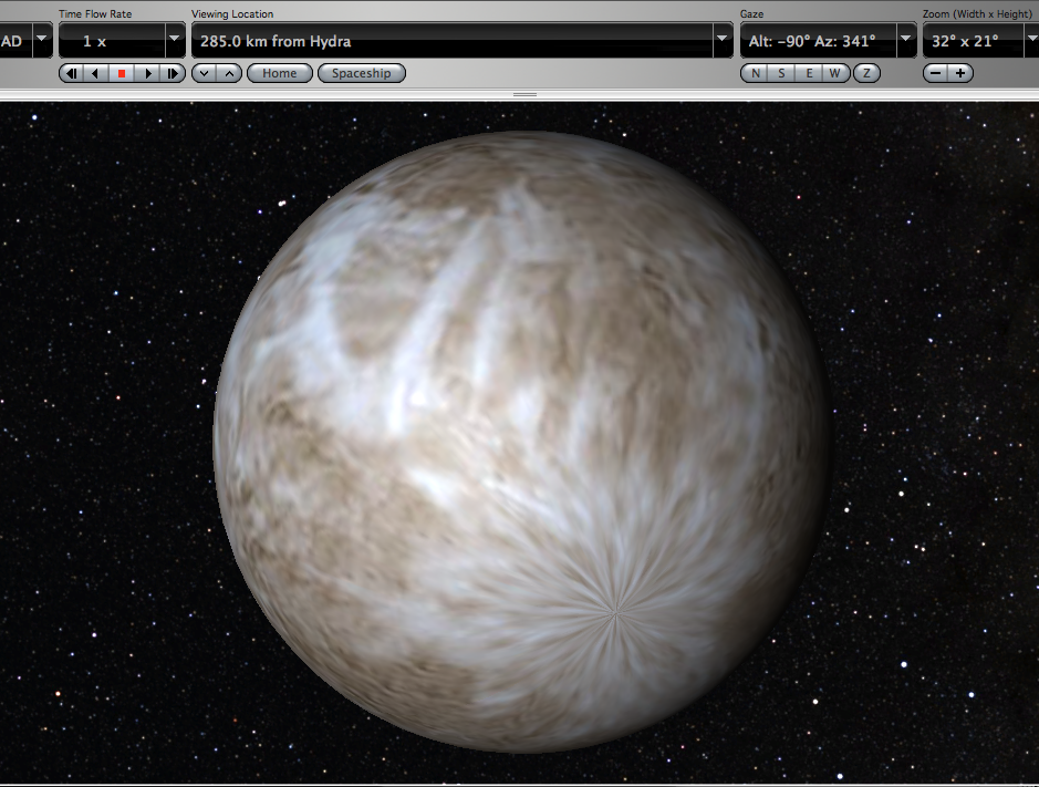nix pluto planet - photo #11