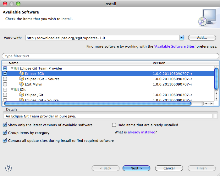 configure ProjectLocker for the Mac | Digerati & Technology